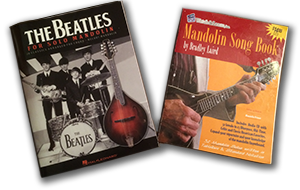 mandolin song books